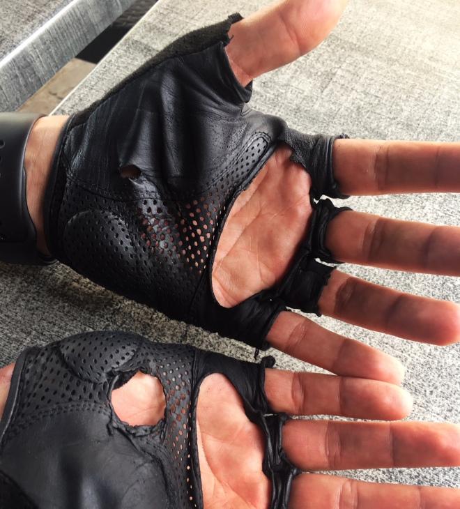 Rapha Gloves